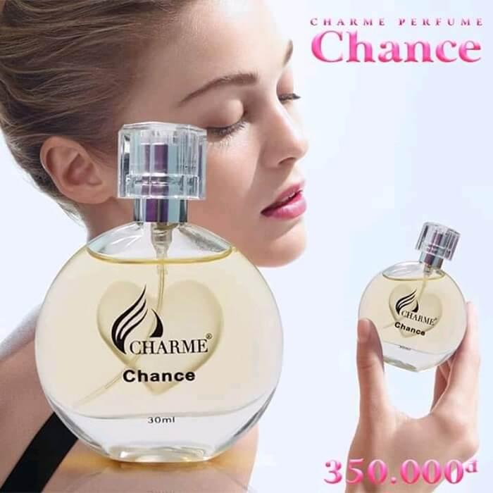 Nước Hoa Nữ Charme Chance 30ml h5