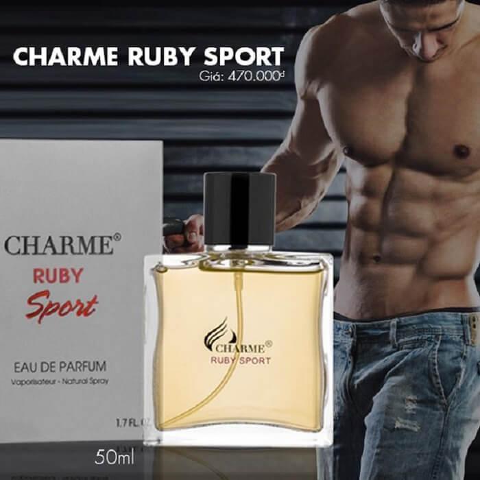 nuoc hoa nam charme ruby sport 50ml anh 4