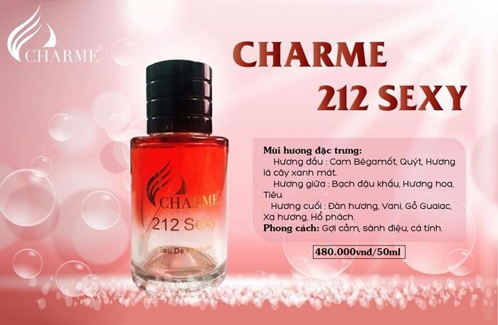 nuoc hoa unisex charme 212 sexy 50ml anh 3