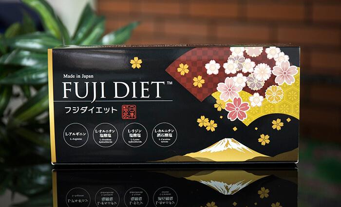 vien giam can fuji diet nhat ban chuyen hoa mo thanh nang luong anh 1