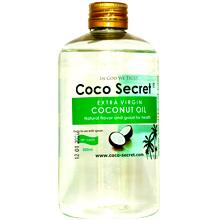 Dầu dừa Coco Secret hủ 500ml