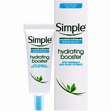 Gel Dưỡng Ẩm Simple Hydrating Booster Water Boost Cấp Nước Cho Da