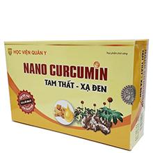 Nano Curcumin Tam Thất Xạ Đen – Học Viện Quân Y