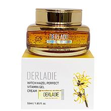 Kem Dưỡng Trị Sẹo Rỗ, Trắng Da, Mờ Thâm Derladie Perfect Vitamin Gel Cream 55ml