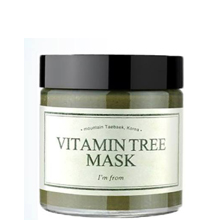 Mặt Nạ Thải Độc Tố I'm From Vitamin Tree Mask 110g