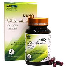 Nano mầm đậu nành Metaherb – Hộp 40 viên