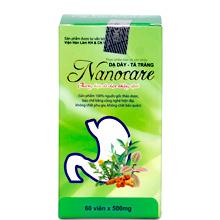 Nanocare - Thuốc chữa đau dạ dày tá tràng từ Đông y