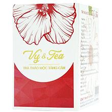 Trà thảo mộc tăng cân Vy&Tea 14 gói