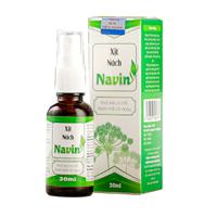 Xịt Nách Navin 30ml – Đánh Bật Mùi Hôi Nách Hiệu Quả